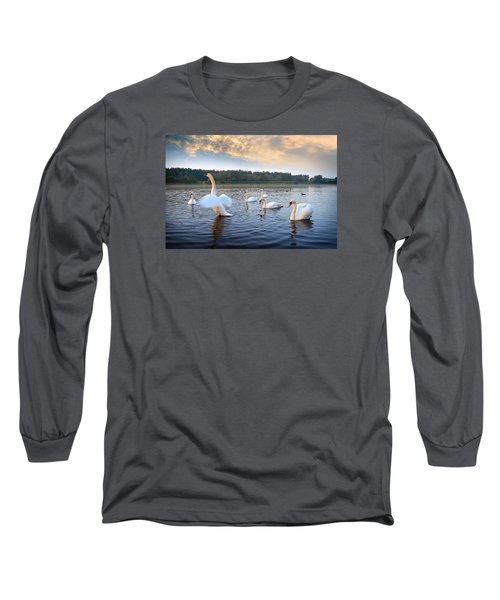 Sandy Water Park 5 Long Sleeve T-Shirt