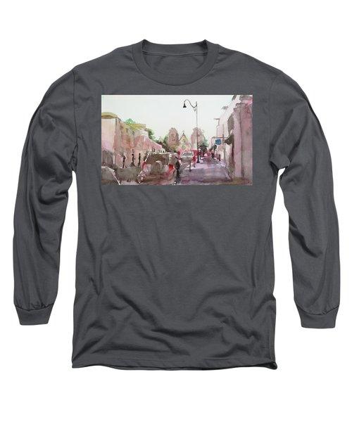 Sanfransisco Street Long Sleeve T-Shirt