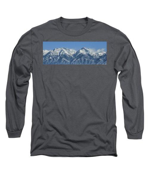 Sangre De Cristo Fourteeners Long Sleeve T-Shirt