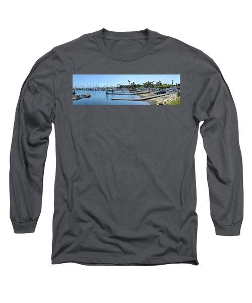 Santa Barbara Marina Long Sleeve T-Shirt