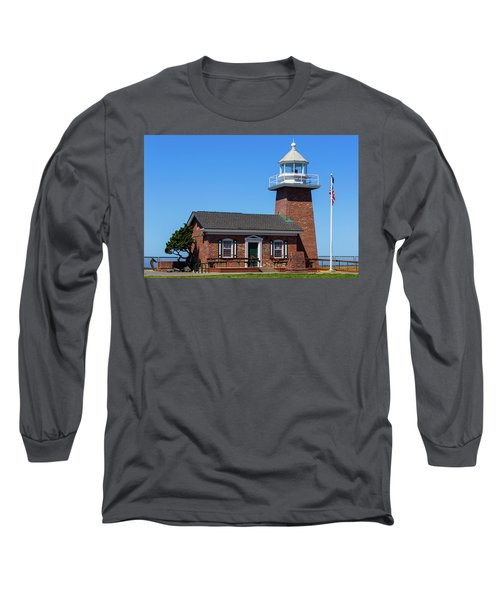 Santa Cruz Lighthouse Long Sleeve T-Shirt