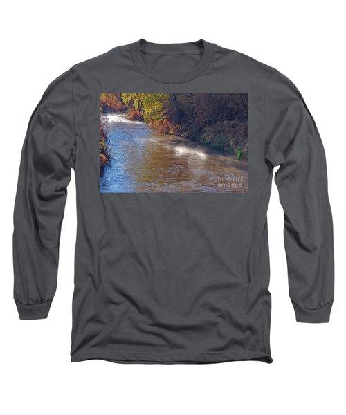 Santa Cruz River - Arizona Long Sleeve T-Shirt