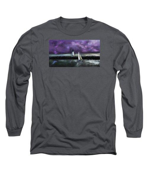 Santa Cruzin Long Sleeve T-Shirt