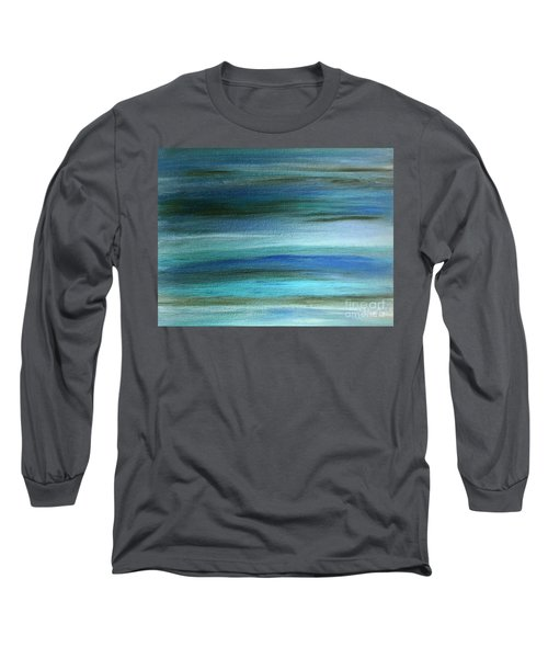 Sapphire Mirage  Long Sleeve T-Shirt
