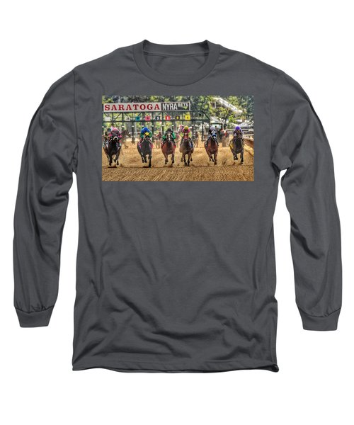 Saratoga Long Sleeve T-Shirt