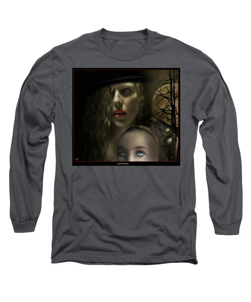 Satiated Long Sleeve T-Shirt