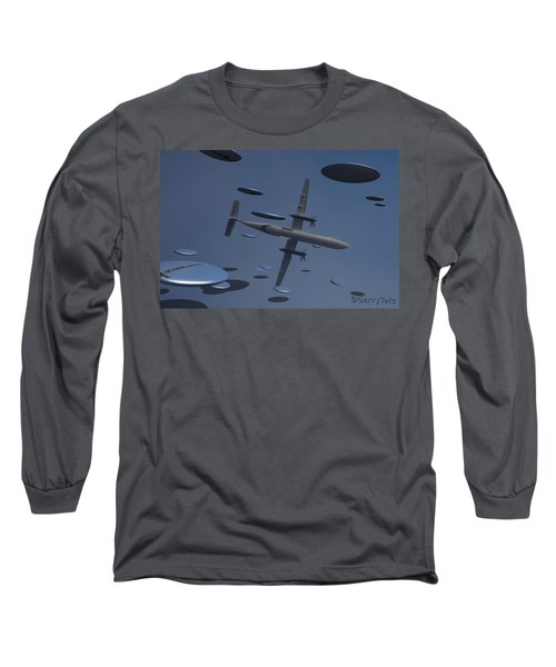 Saucers Long Sleeve T-Shirt