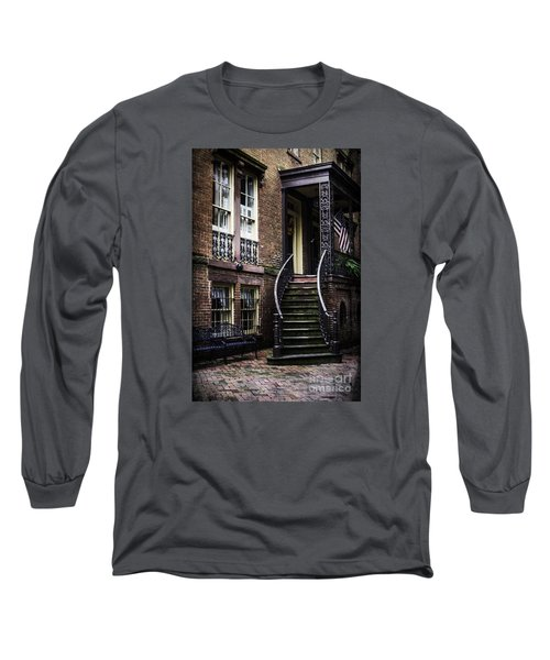 Long Sleeve T-Shirt featuring the photograph Savannah by Judy Wolinsky
