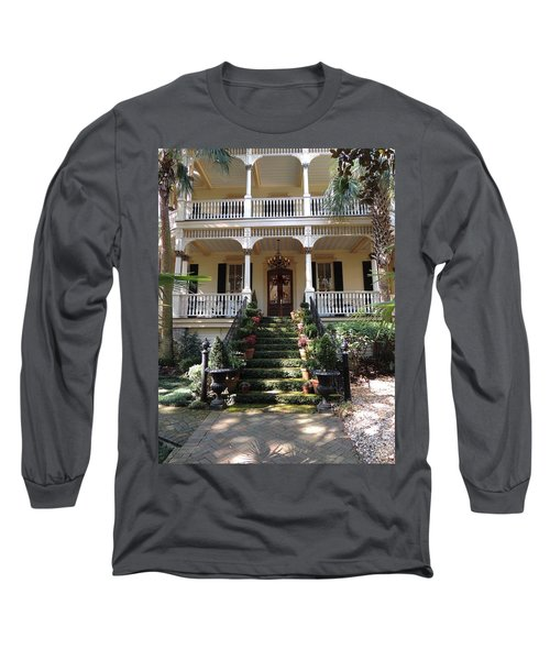 Southern Style Long Sleeve T-Shirt