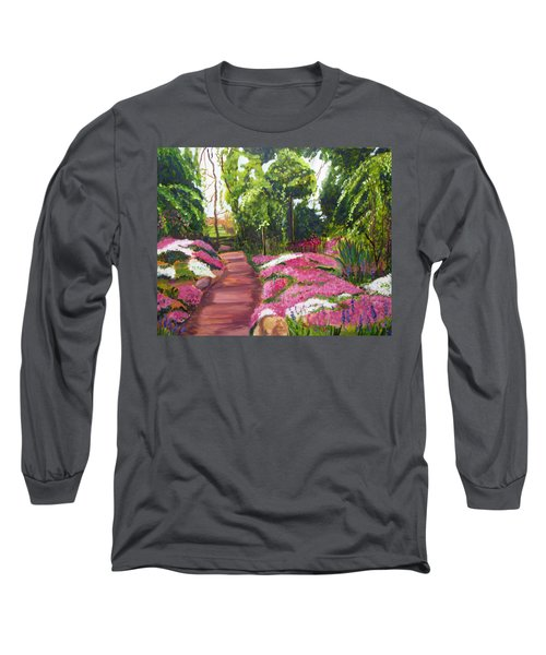 Sayen Path Long Sleeve T-Shirt