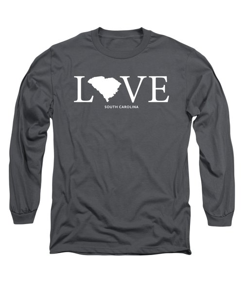 Sc Love Long Sleeve T-Shirt by Nancy Ingersoll
