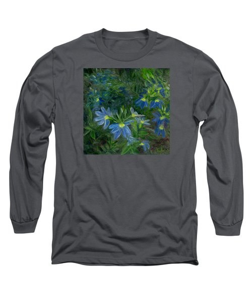 Scaevola Long Sleeve T-Shirt by FT McKinstry