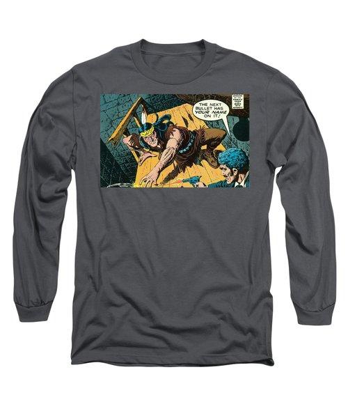 Scalphunter Long Sleeve T-Shirt