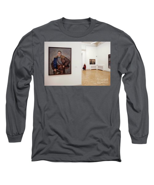 Scapes Of Our Lives #26 Long Sleeve T-Shirt