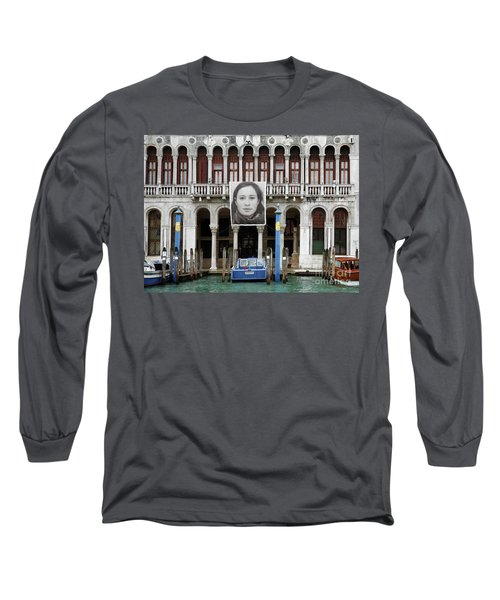 Scapes Of Our Lives #3 Long Sleeve T-Shirt