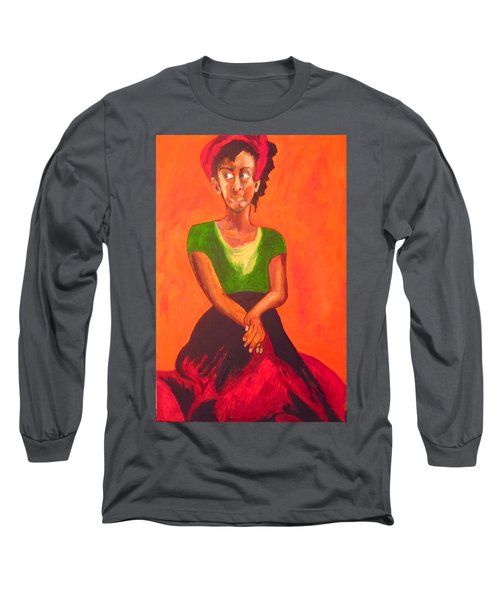 Scarlet Long Sleeve T-Shirt