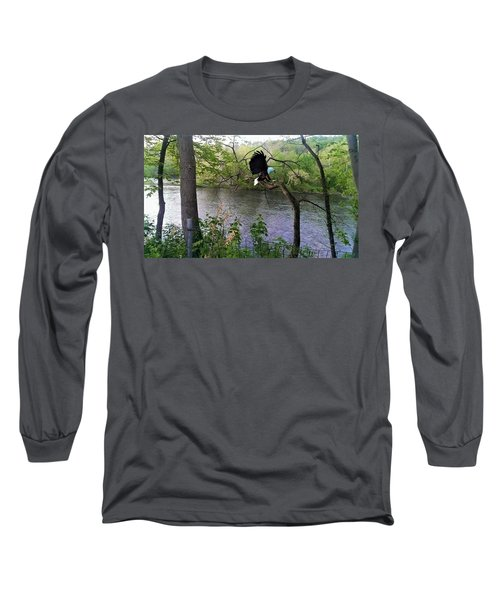 Scary Tree - Memories And Dreams Long Sleeve T-Shirt