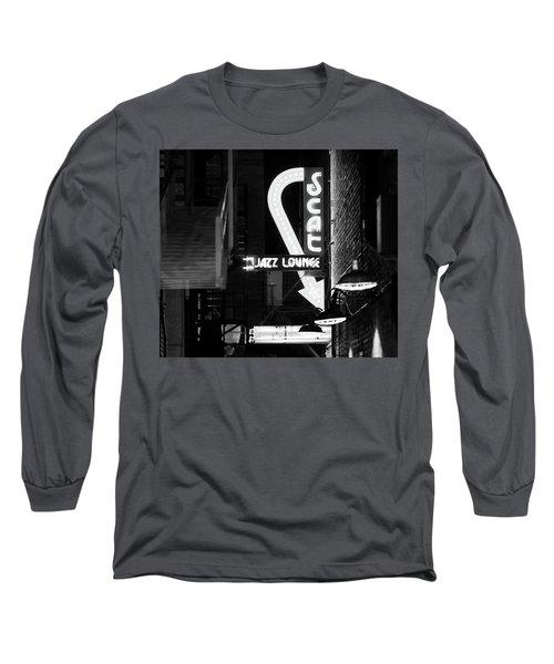 Scat Jazz Bw 11217 Long Sleeve T-Shirt