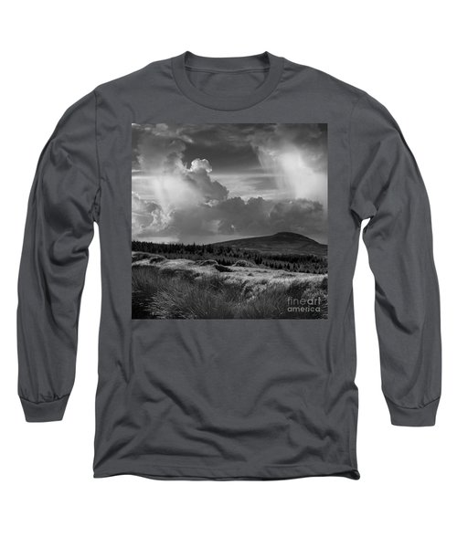 Scattering Clouds Over The Cronk Long Sleeve T-Shirt
