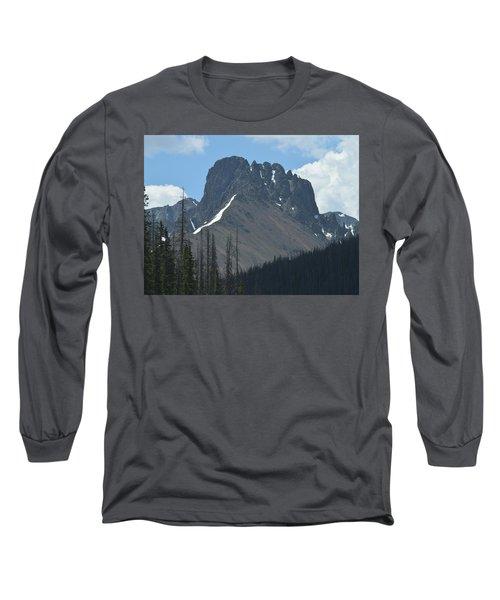 Mountain Scenery Hwy 14 Co Long Sleeve T-Shirt