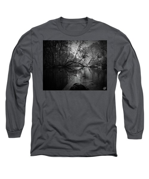 Scenes From A Kayak, No. 8 Long Sleeve T-Shirt