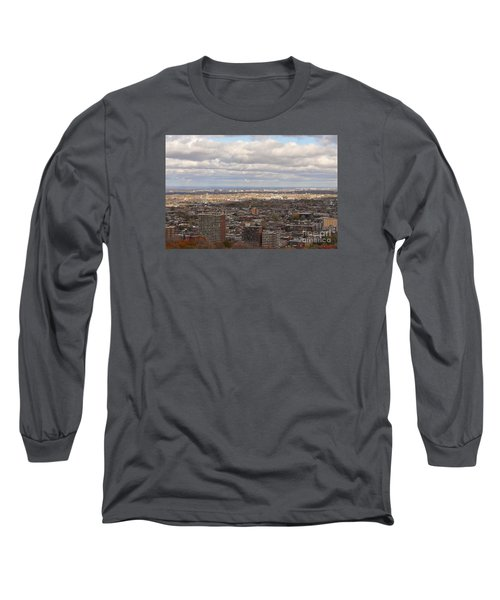 Scenic View Of Montreal Long Sleeve T-Shirt