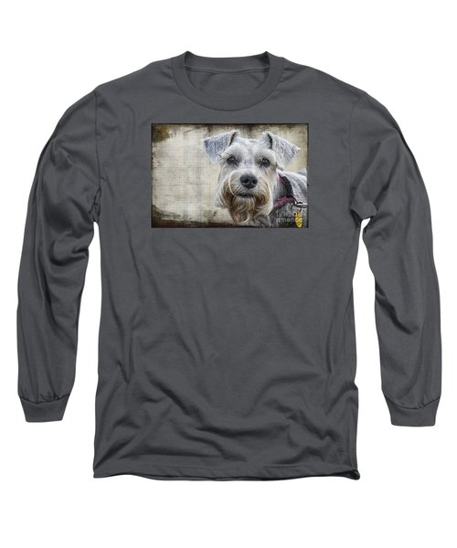 Schnauzer Fellow Long Sleeve T-Shirt