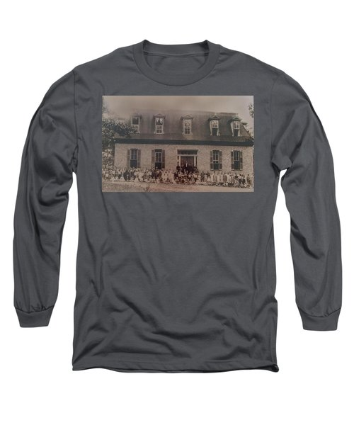 School 1895 Long Sleeve T-Shirt
