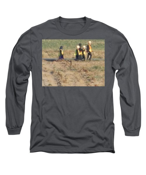 School Day Is Over Long Sleeve T-Shirt