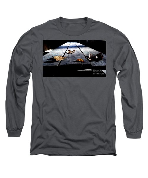 Schooled In Thought Long Sleeve T-Shirt