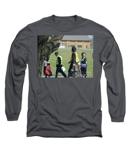 School's Out- Four Long Sleeve T-Shirt