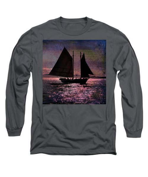 Schooner Mercantile Long Sleeve T-Shirt