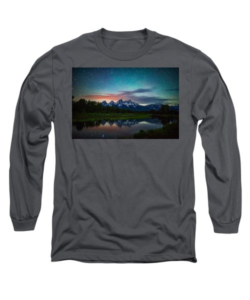 Schwabacher Nights Long Sleeve T-Shirt