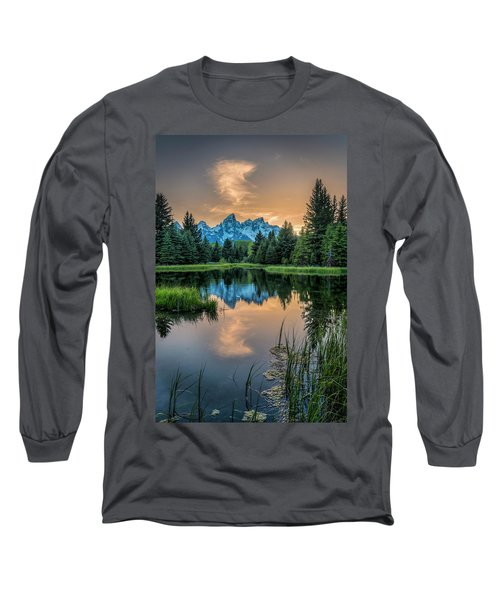 Schwabacher's Ghost Long Sleeve T-Shirt