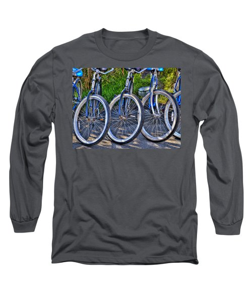 Schwinns Long Sleeve T-Shirt by Paul Wear