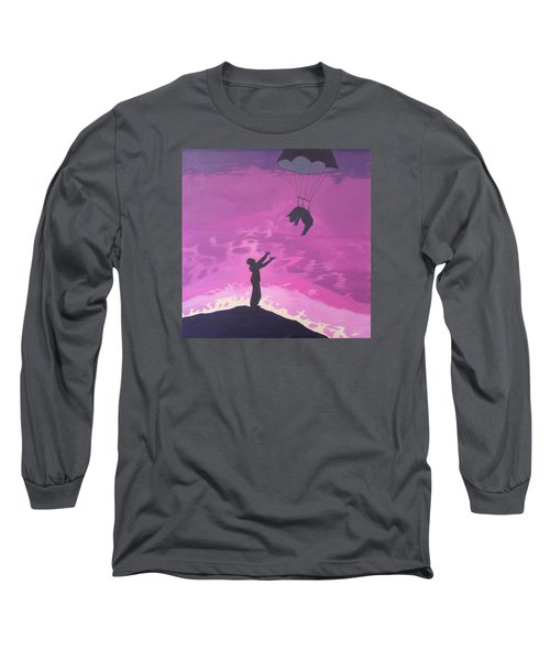 Science And Religion Long Sleeve T-Shirt