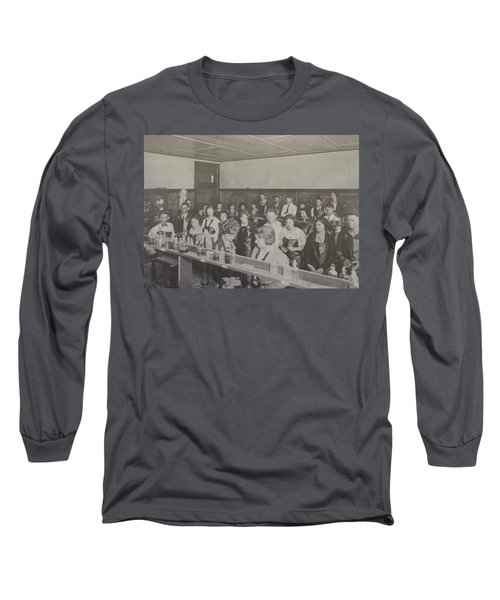 Science Lab Long Sleeve T-Shirt