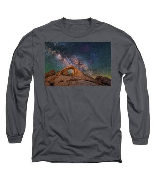 Scorpius And Its Arch Long Sleeve T-Shirt