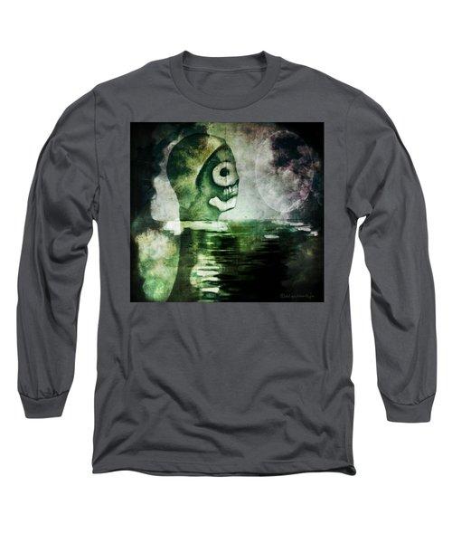 Scream Bloody Murder Long Sleeve T-Shirt