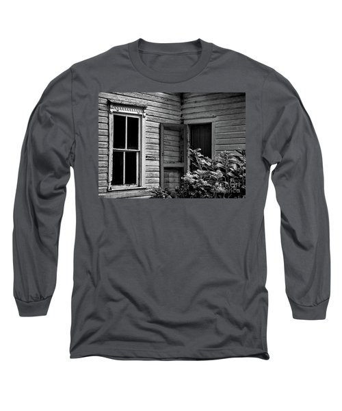 Screen To The Past Long Sleeve T-Shirt