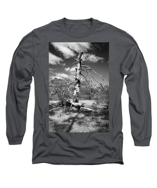 Sculpted By Time Long Sleeve T-Shirt