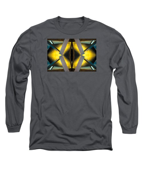 Sculpture On Southport N66v1 Long Sleeve T-Shirt by Raymond Kunst