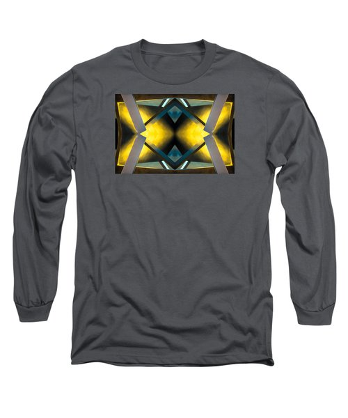 Sculpture On Southport N66v3 Long Sleeve T-Shirt by Raymond Kunst