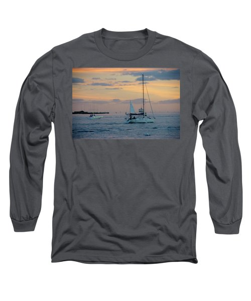 Sd Sunset 3 Long Sleeve T-Shirt