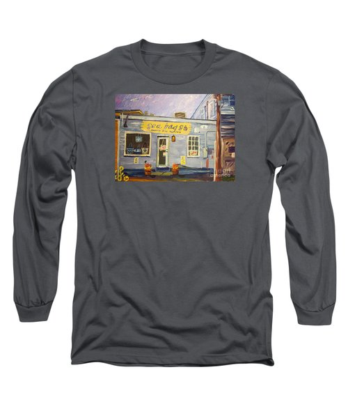 Sea Bags Long Sleeve T-Shirt