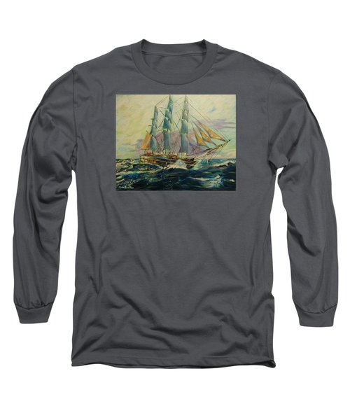 Sea Clipper Long Sleeve T-Shirt