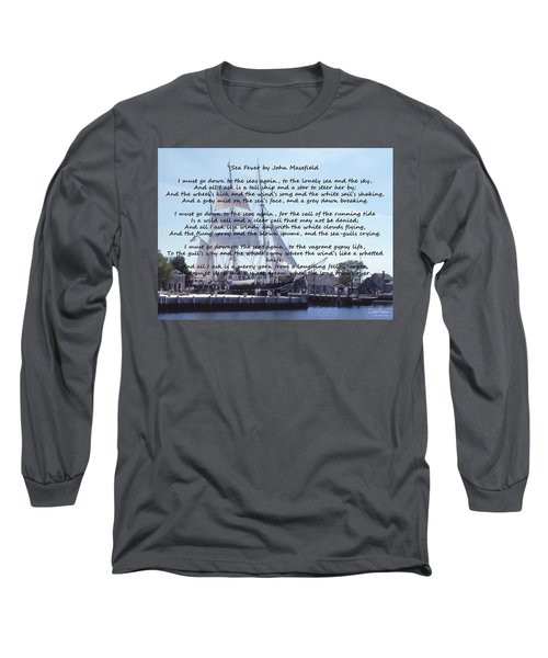 Sea Fever Long Sleeve T-Shirt