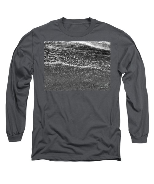 Sea Foam Long Sleeve T-Shirt