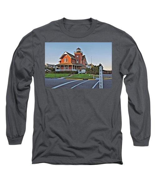 Sea Girt Light Station Long Sleeve T-Shirt