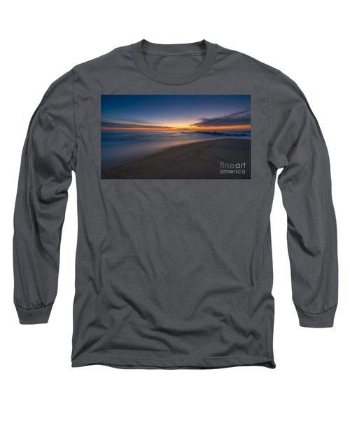Sea Girt Sunrise New Jersey  Long Sleeve T-Shirt